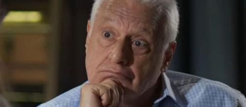 Antonio Fagundes teceu críticas às recentes demissões da Rede Globo. (Reprodução/TV Globo)