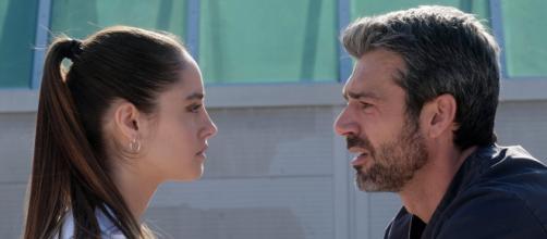 Doc - Nelle tue mani, puntata del 29 ottobre: Agnese è gelosa del rapporto tra Andrea e Giulia.
