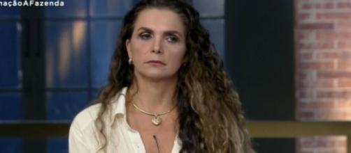 Luiza recebeu pouco mais de 11% dos votos para ficar em 'A Fazenda 12'. (Arquivo Blasting News)