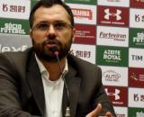 Fluminense está perto de ter novo patrocínio. (Arquivo Blasting News)