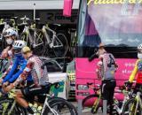 Giro d'Italia, protesta dei corridori, Cipollini: situazione andava gestita in modo diverso.