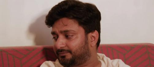 '90 Day Fiancé': Troubled Sumit not able to sleep at night over divorce. [Image Source: 90 Day Fiance/ YouTube]