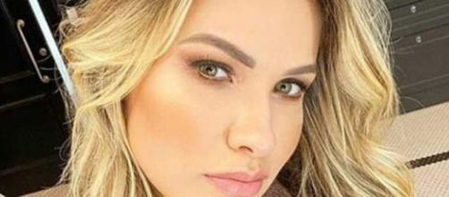 Andressa Suita confirmou a separação de Gusttavo Lima no início de outubro. (Reprodução/Instagram).