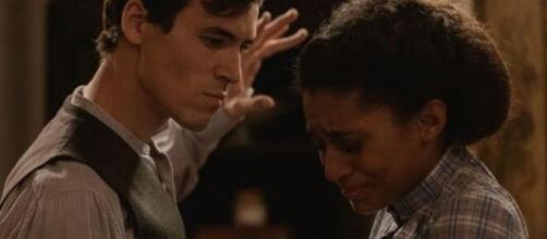 Anticipazioni Una Vita dal 26 al 31 ottobre, Marcia racconta il suo passato a Felipe.