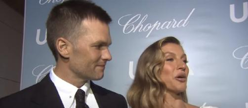 Brady and Gisele got married in 2009. [Image Source: Access/YouTube]