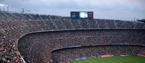 Camp Nou, stadio del Barcellona.