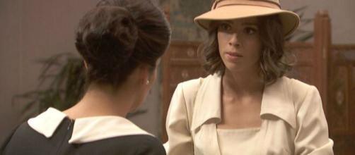 Il Segreto, trame Spagna: Rosa aspetta un figlio da Adolfo, Marta fugge a Bilbao.