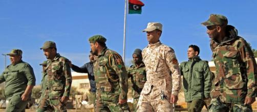 Libia: raggiunto l'accordo per la fine delle operazioni militari.