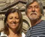 Los dos médicos argentinos Adrina Cheble y Gustavo Salemme eran de la provincia argentina de Córdoba.