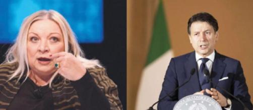 Conferenza stampa Conte: Maglie critica il premier.