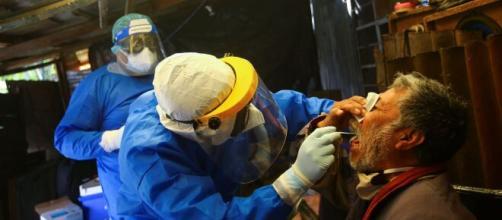 México tiene las muertes por coronavirus más altas del mundo entre los trabajadores de la salud. - nbcnews.com