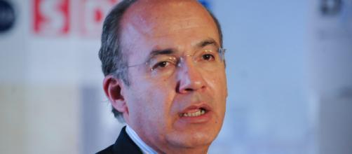 Calderón responsabiliza a AMLO por muerte de senador Molina