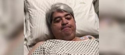 Datena é internado no Hospital Sírio Libanês após sentir dores no peito. (Reprodução/Redes Sociais)