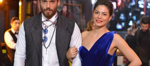 DayDreamer, trame turche: Aydin e Divit protagonisti di un servizio fotografico sul matrimonio.