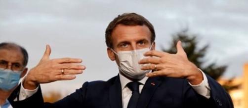Emmanuel Macron pourrait faire des annonces fracassantes contre le Covid-19 - Photo capture d'écran Facebook