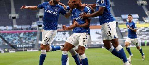 Everton mostra um futebol exuberante na Premier League. (Arquivo Blasting News)