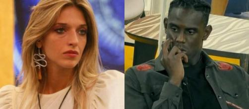 GF Vip, Guenda critica la battuta di Balotelli a Dayane ed Enock sbotta: 'Chi c... sei?'