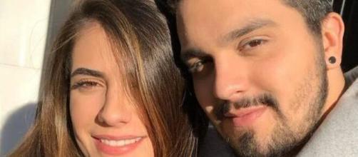 Jade Magalhães curte indiretas sobre o cantor Luan Santana em seu Instagram. (Arquivo Blasting News)
