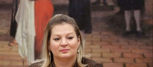 Joice Hasselmann é candidata à prefeitura de São Paulo. (Arquivo Blasting News)