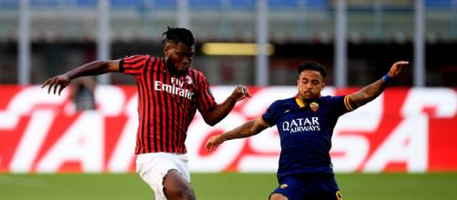 Milan e Roma fecham a quinta rodada do Campeonato Italiano. (Arquivo Blasting News)