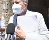 Il professore Andrea Crisanti, ordinario di microbiologia all'Università di Padova.