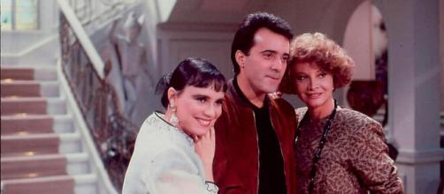 A novela contou com elenco de peso. (Reprodução/TV Globo)