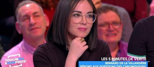 Agathe Auproux de TPMP répond à toutes les questions de ses fans, même ... - nextplz.fr