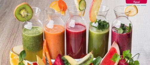 Alimentação saudável e desintoxicante. (Arquivo Blasting News)