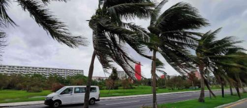 Huracán Zeta se degrada nuevamente a tormenta tropical. - elporvenir.mx