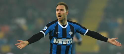 Inter, al Manchester United piacerebbe Eriksen.