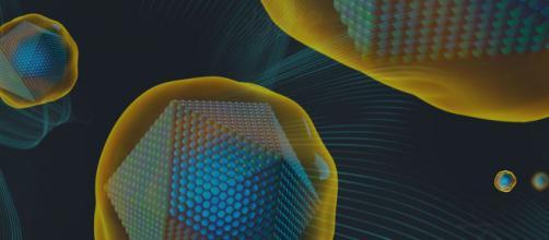 Le produit commercialisé par Nanobiotix, le NBTXR3 qui permet de focaliser les rayons X vers les tumeurs cancéreuses - Crédits: Nanobiotix