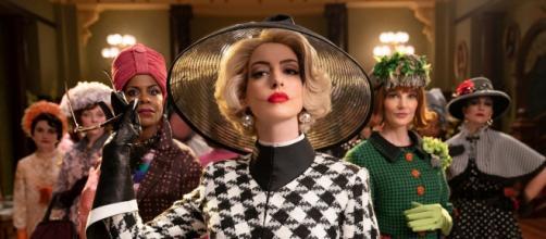Le Streghe: Anne Hathaway interpreta la Strega Suprema.