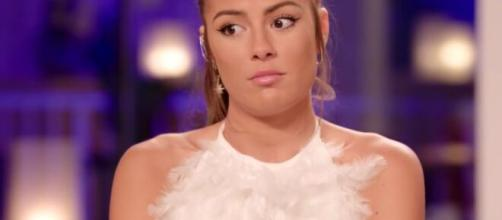 Melyssa acusa a Tom de chantajearla.