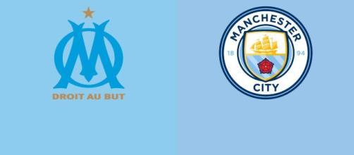 Olympique de Marselha e Manchester City se enfrentam pela segunda rodada no Grupo C da Liga dos Campeões da Europa as 17h.