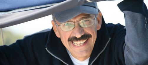Pippo Erroi, presidente del Centro Velico Horca Myseria