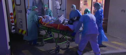 Seconde vague Covid-19 : Grande opération de transferts de patients vers Nouvelle-Aquitaine