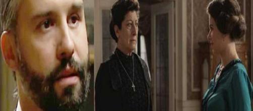 Una vita, trame Spagna: Felipe chiede un prestito a Genoveva per salvare Marcia.