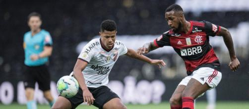Athletico Paranaense e Flamengo será válido pela Copa do Brasil. (Arquivo Blasting News)