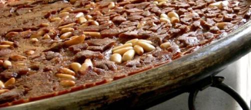 Castagnaccio, un ricetta semplice da realizzare.
