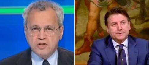 Enrico Mentana ritiene che si debba parlare con verità sull'ipotesi lockdown