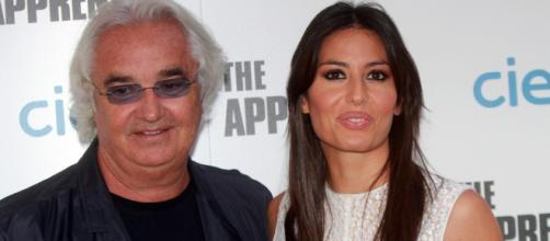 Gf Vip, Gregoraci avrebbe un contratto post matrimoniale con Briatore.