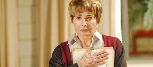 Glória Menezes brilhou em diversas novelas. (Reprodução/TV Globo)