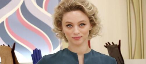 L'attrice ha raccontato che Irene dispenserà alcuni consigli.