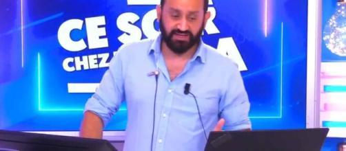 Le présentateur de TPMP Cyril Hanouna en cas de reconfinement pendant le premier confinement