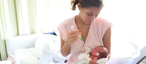 Leite materno tem fundamental importância nutritiva para o bebê. (Arquivo Blasting News)