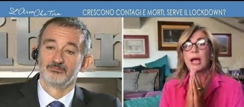 Pietro Senaldi sicuro che ci sarà il lockdown a Milano e Napoli.
