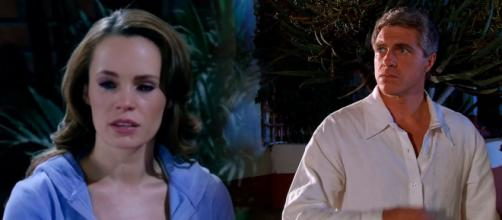 Roberta ameaça Augusto. (Televisa)