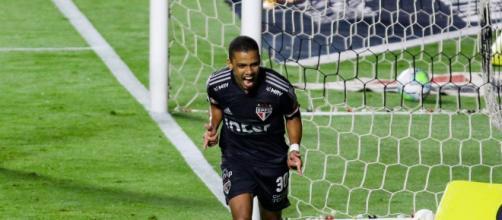 São Paulo aposta nos gols de Brenner para bater a Lanús na estreia da Sul-Americana. (Arquivo Blasting News)