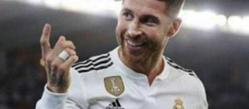 Sergio Ramos interesserebbe alla Juventus.