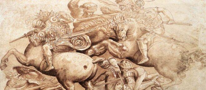 A 'lost' Leonardo painting,'The Battle of Anghiari', never existed say historians at the Uffizi